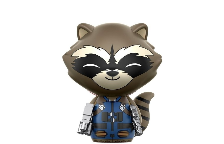 Фигурка Funko Dorbz: Guardians Of The Galaxy 2 - Rocket #289, Vinyl Figure