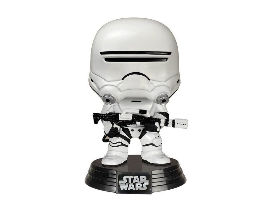 Фигурка Funko Pop Movies: Star Wars - First Order Flametrooper #68, Vinyl Figure