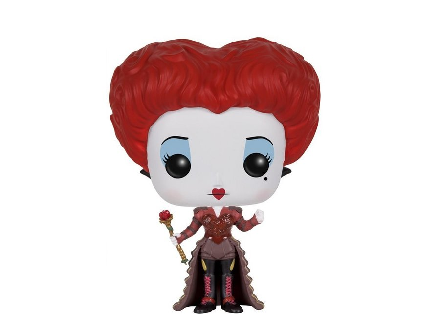 Фигурка Funko Pop Disney: Alice in Wonderland : Through The Looking Glass - Iracebeth #185, Vinyl Figure