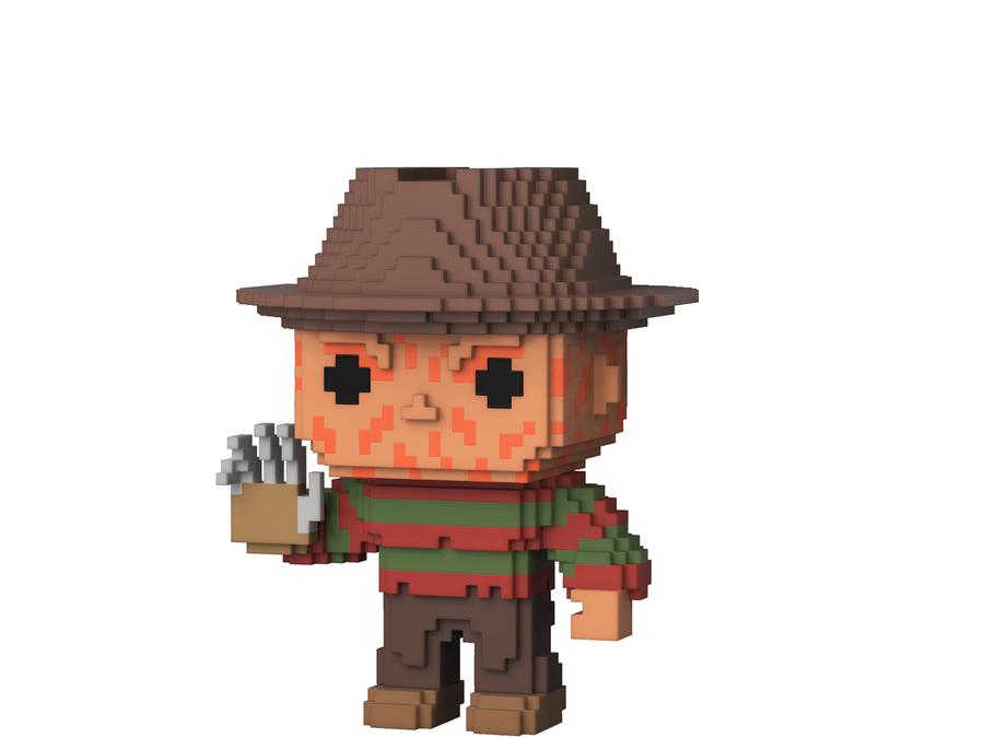 Фигурка Funko Pop 8-Bit : A Nightmare on Elm Street – Freddy Krueger #22, Vinyl Figure