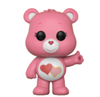 Фигурка Funko Pop Animation: Care Bears - Love-A-Lot Bear #354, Vinyl Figure