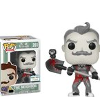Фигурка Funko Pop Games: Hello Neighbor: Neighbor B&W Blood #261, Vinyl Figure