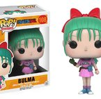 Фигурка Funko Pop Animation: Dragonball Z – Bulma #108, Vinyl Figure