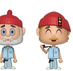 Фигурки Funko VYNL Movies : The Life Aquatic – Steve & Ned, Vinyl Figure