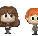 Фигурки Funko VYNL Movies : Harry Potter  – Ron & Hermione, Vinyl Figure