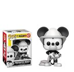 Фигурка Funko Pop Disney: Mickey's 90th Anniversary - Firefighter Mickey #427, Vinyl Figure