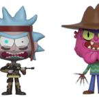Фигурки Funko VYNL 2-Pack: Rick & Morty: SEAL Rick & Scary Terry, Vinyl Figure
