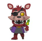 Фигурка Funko Pop Games: Five Nights At Freddy's – Rockstar Foxy #363, Vinyl Figure