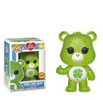 Фигурка Funko Pop Animation: Care Bears - Good Luck Bear Chase #355, Vinyl Figure