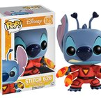 Фигурка Funko Pop Disney: Lilo and Stitch - Stitch 626 #125, Vinyl Figure