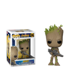 Фигурка Funko Pop Movies: Marvel: Avengers Infinity War - Groot #293, Vinyl Figure