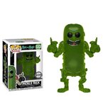 Фигурка Funko Pop Television: Rick & Morty - Pickle Rick #333, Exclusive, Vinyl Figure