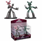 Екшън фигури Funko Hero World: Five Nights At Freddy's - Phantom Foxy & Mangle 2-Pack Set