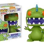 Фигурка Funko Pop Animation: Rugrats – Reptar #227, Vinyl Figure