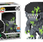 Фигурка Funko Pop 8-Bit : Alien - Xenomorph #27, Exclusive, Vinyl Figure