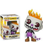 Фигурка Funko Pop Games: Cuphead - Evil Cuphead #417, Exclusive, Vinyl Figure