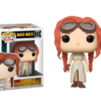 Фигурка Funko Pop Movies: Mad Max: Fury Road – Capable #513, Vinyl Figure