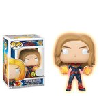 Фигурка Funko Pop Marvel: Captain Marvel #432, Exclusive, Vinyl Figure