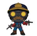 Фигурка Funko Pop Movies: Guardians Of The Galaxy - Star-Lord, Exclusive, Vinyl Figure
