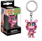 Ключодържател Funko Pocket Pop Games: Five Nights At Freddy's – Pigpatch, Figure Keychain