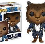 Фигурка Funko Pop Disney: Beauty and the Beast - Beast #243, Vinyl Figure