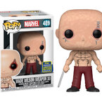 Фигурка Funko Pop Marvel: X-Men Origins - Deadpool Wade Willson #489, Exclusive, Vinyl Figure