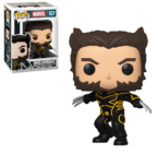 Фигурка Funko Pop Marvel: X-Men - Wolverine In Jacket #637, Vinyl Figure