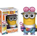 Фигурка Funko Pop Movies: Despicable Me 3 - Jerry Tourist #419, Vinyl Figure