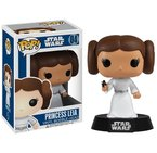 Фигурка Funko Pop Movies: Star Wars - Princess Leia #04, Vinyl Figure