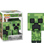 Фигурка Funko Pop Games: Minecraft – Creeper #320, Vinyl Figure