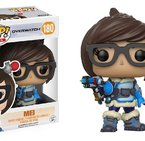 Фигурка Funko Pop Games: Overwatch – Mei #180, Vinyl Figure