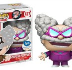 Фигурка Funko Pop Movies: Captain Underpants – Prof. Poopypants Purple #427, Vinyl Figure
