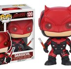 Фигурка Funko Pop Movies: Daredevil - Daredevil Red Suit #120, Vinyl Figure