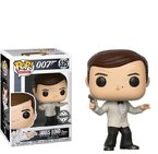Фигурка Funko Pop Movies: James Bond - Roger Moore (White Tux) #525, Vinyl Figure